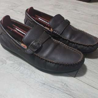 Sledgers Brown Leather Shoes size 43