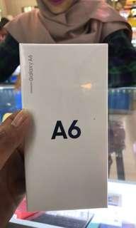 Samsung a6 kredit aeon/ awan tunai
