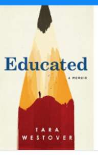 (Ebook) Educated : A memoir by Tara Westover