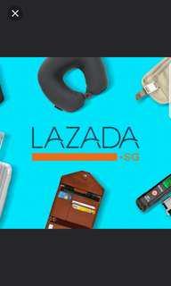 WTB Lazada 50 dollar coupon code