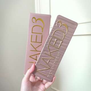 URBAN DECAY NAKED 3 // Eyeshadow Palette