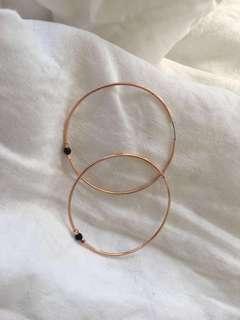 By Charlotte Day Dream Hoop earrings