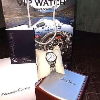 Jam Tangan Alexandre Christie W