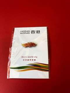 香港飛龍襟章