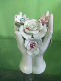 Kembang tangan keramik