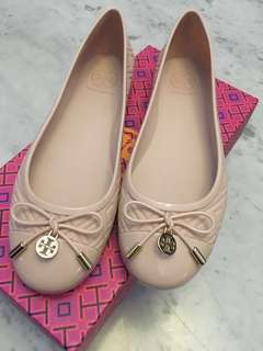 Reprice🌈🌈Weekend Sale🌈🌈 Everything Must Go 🌈🌈Tory Burch Jelly Ballet Shoes