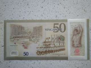 New SG50 note for sales