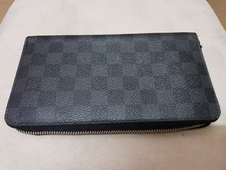 Louis Vuitton Round Long Wallet