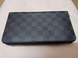 Louis Vuitton Round Long Wallet