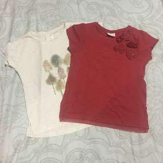 Zara Girls Shirts
