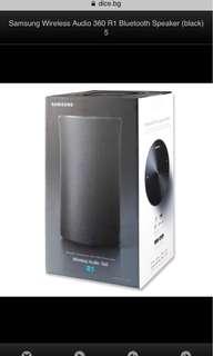 Samsung wireless Audio-360 R1