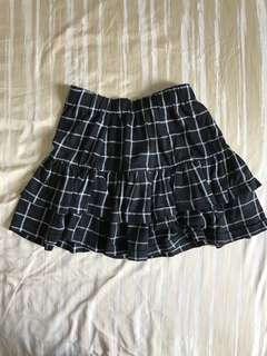 Japan girl's skirt