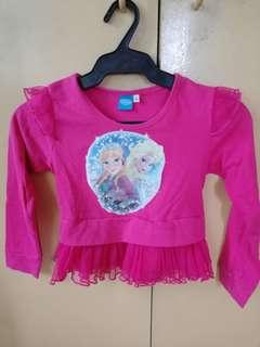 Disney Frozen Sweater Jacket