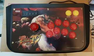 Hori fighting stick Japan - street fighter stick