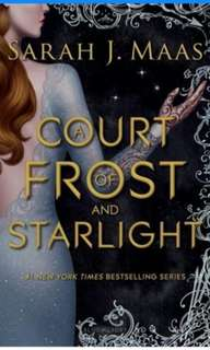 (Ebook) A court of frost and starlight ( A court of thorns and roses #3.1) by Sarah J. maas