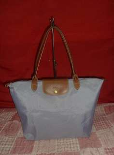 Authentic Long Champ Large Made in France