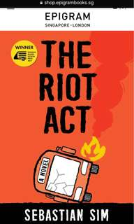 the riot act by sebastian sim