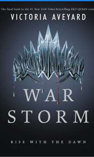 (Ebook) War storm ( Red Queen #4) by Victoria Aveyard