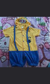 🚚 Brand new minions baby kids jumper 18 Months to 2 Yrs Old