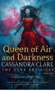 (Ebook) Queen of air and darkness (The dark artifices,#3)