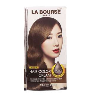 Hair Dye Golden Dark Blonde