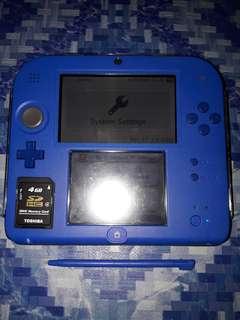 Nintendo 2ds Mario Kart 7
