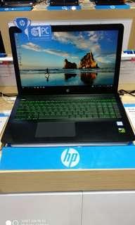 Yuk Yang Mau cicilan,Laptop Gaming HP pav Power 15 CB530TX