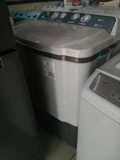LG mesin Cuci 2 Tabung Bisa Kredit Tanpa DP