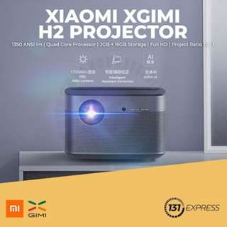 [New] Xiaomi XGIMI H2 | H1S | Z5 Smart Projector | FHD | Harman Kardon Sound System