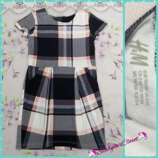 💞Preloved! H&M Baby Dress - 2/4T