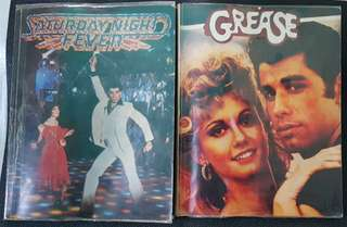 Saturday night fewer & Grease music books