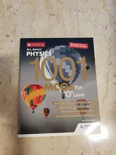 Physics 1001 MCQs for O'level