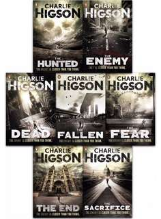 The Enemy Books Series
