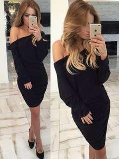 Womens Shoulder Dress