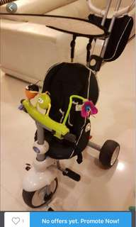 Cycle stroller