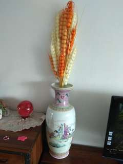 False plant without vase