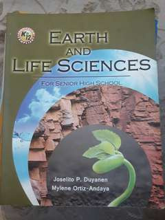 Earth and Life Science for Senior High School