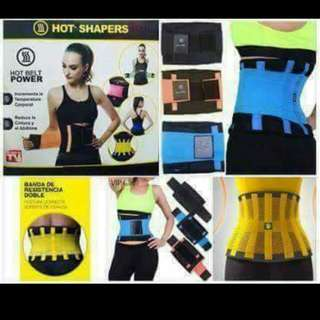Hot belt shaper