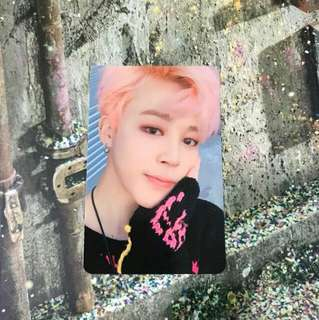 BTS YNWA OFFICIAL JIMIN PC