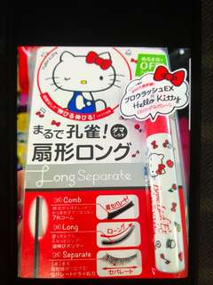 Hello kitty Mascara