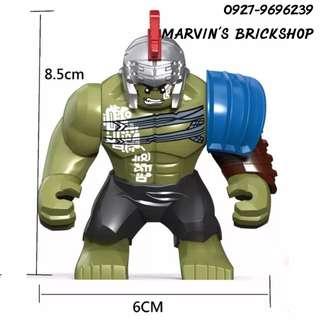Marvel Avengers Hulk Ragnarok Gladiator Big Figure