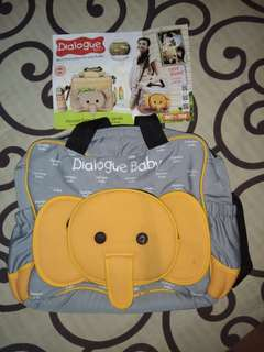 Medium baby bag