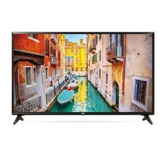LG 32LJ550D 32 Inch Smart LED TV DVB-T2 Ready
