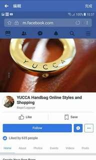 Yucca.  Classic handgag