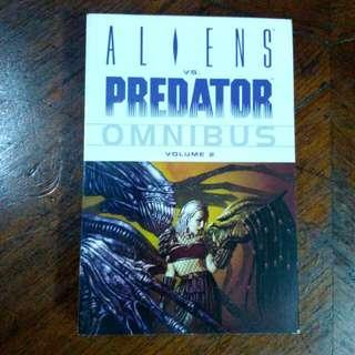 Omnibus Aliens VS Predator Volume 2