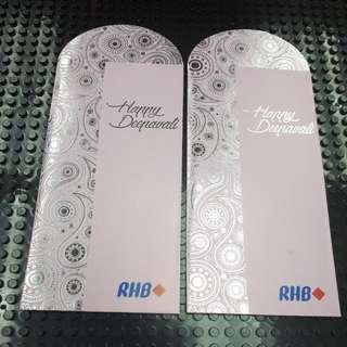 Angpao Deepavali Money Packet RHB Bank