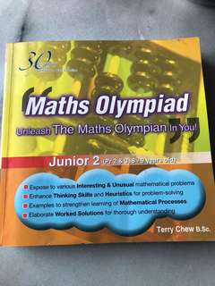 🚚 Maths Olympiad