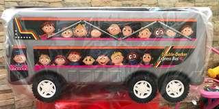 Savings double bus