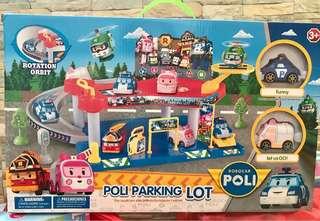 Poli parking lot