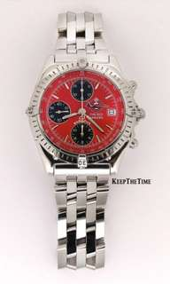 Breitling Limited Edition Red Arrows